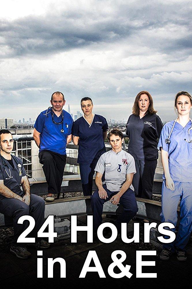 Watch Movie 24 Hours In A & E - Season 16