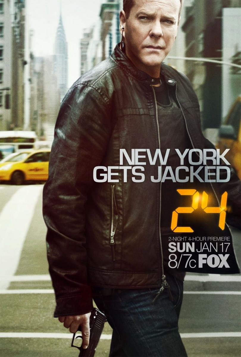 Watch Movie 24 - Season 2