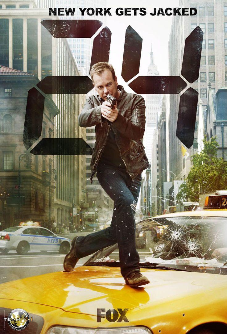 Watch Movie 24 - Season 7