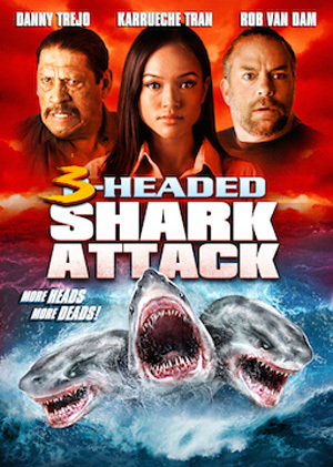 Watch Movie 3 Headed Shark Attack