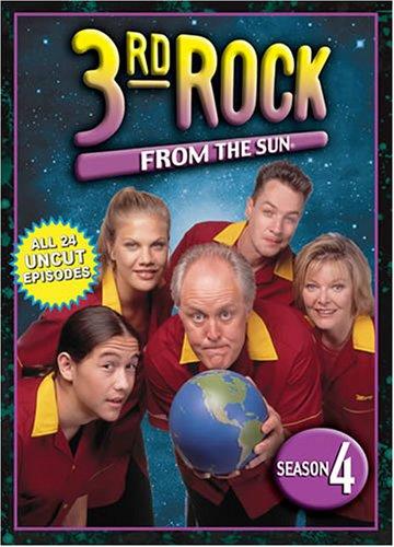Watch Movie 3rd Rock from the Sun - Season 4