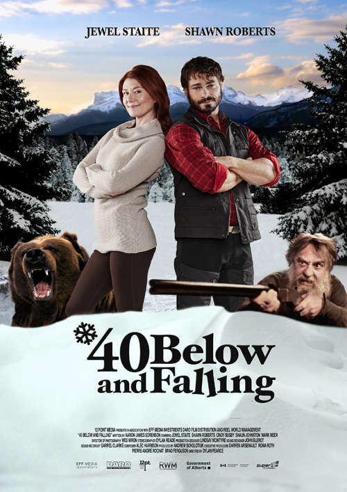 Watch Movie 40 Below and Falling