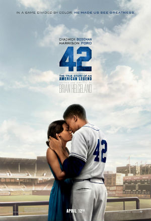 Watch Movie 42: The Jackie Robinson Story