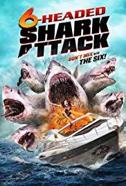 Watch Movie 6 Headed Shark Attack