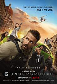 Watch Movie 6 Underground