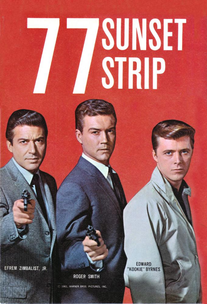 Watch Movie 77 Sunset Strip - Season 1
