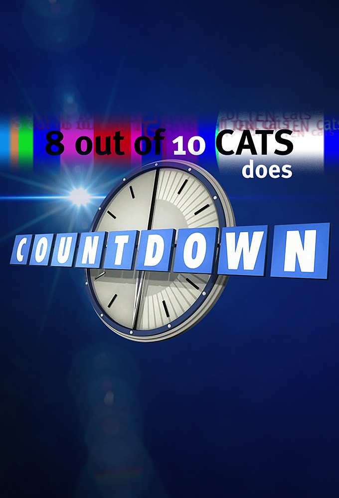 Watch Movie 8 Out Of 10 Cats Does Countdown - Season 17