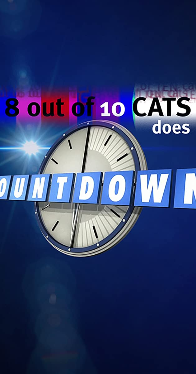 Watch Movie 8 Out Of 10 Cats Does Countdown - Season 20