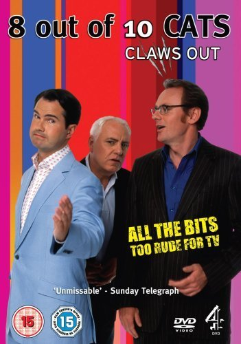 Watch Movie 8 Out of 10 Cats - Season 5