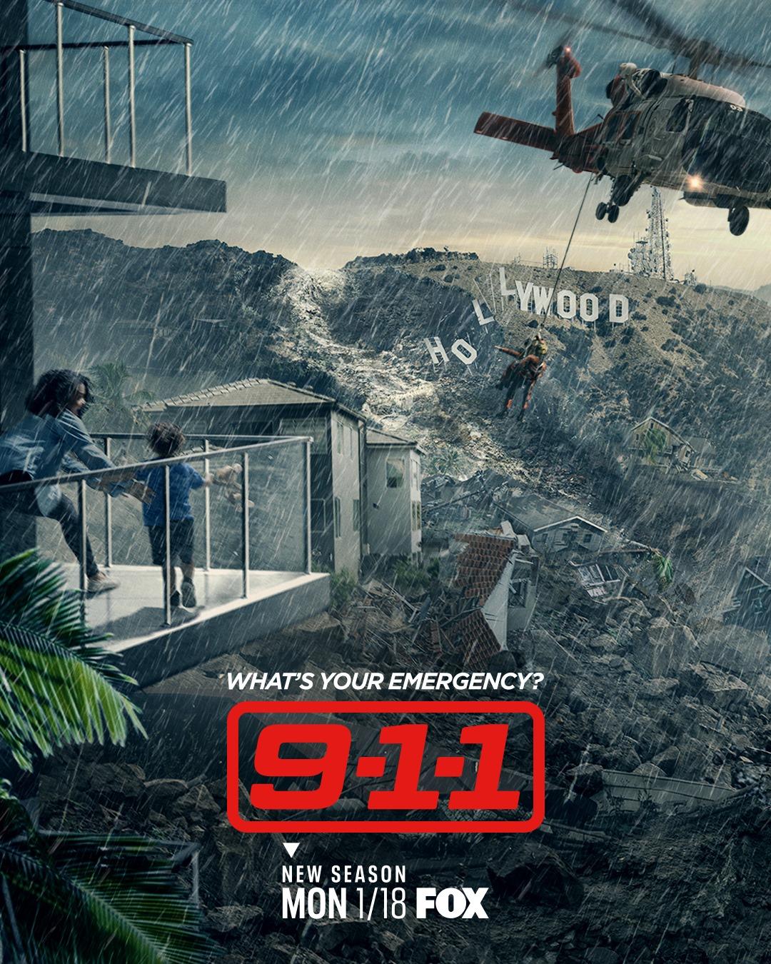 Watch Movie 9-1-1 - Season 5