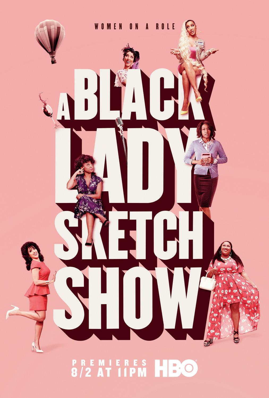 Watch Movie A Black Lady Sketch Show - Season 2