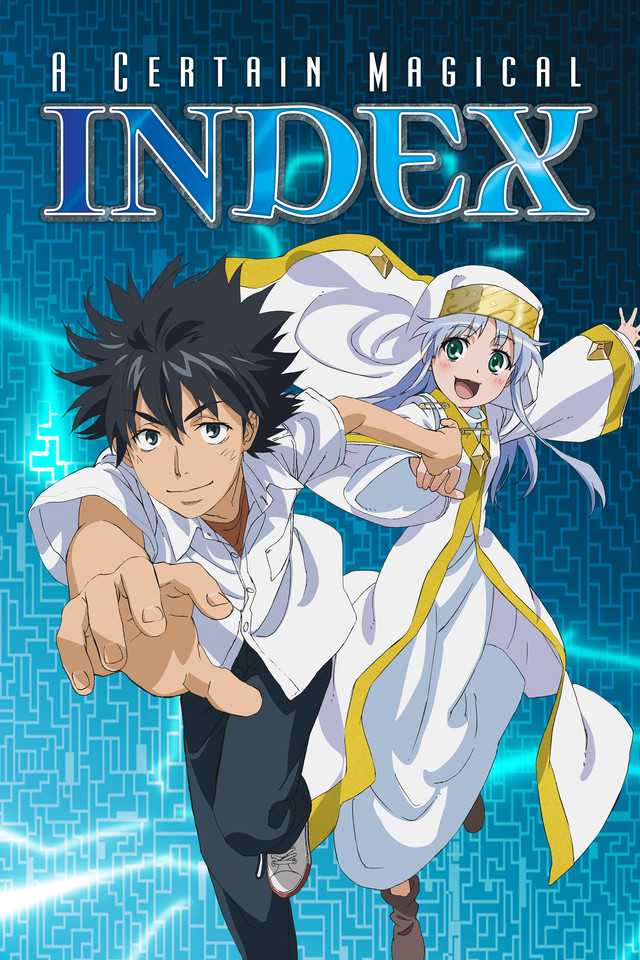 Watch Movie A Certain Magical Index - Season 1