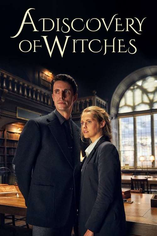 Watch Movie A Discovery of Witches - Season 1