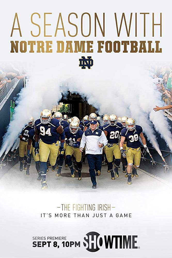 Watch Movie A Season With Notre Dame Football - Season 1