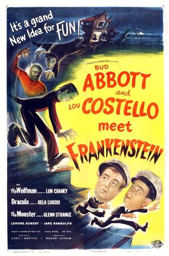Watch Movie Abbott and Costello Meet Frankenstein (1948)