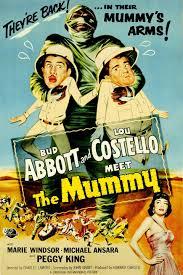 Watch Movie Abbott and Costello Meet the Mummy