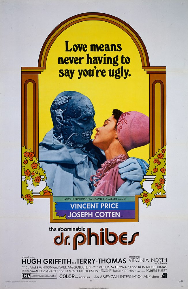 Watch Movie Abominable Dr. Phibes