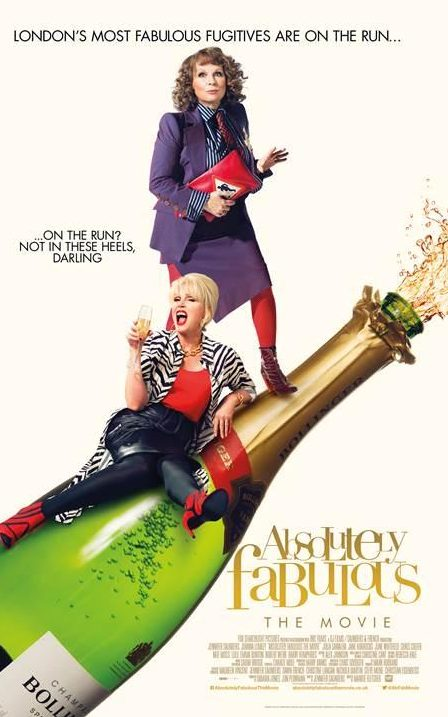 Watch Movie Absolutely Fabulous - Season 1