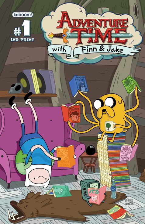 Watch Movie Adventure Time - Season 3