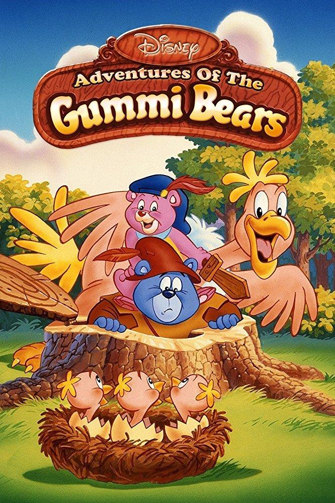 Watch Movie Adventures of the Gummi Bears - Season 05