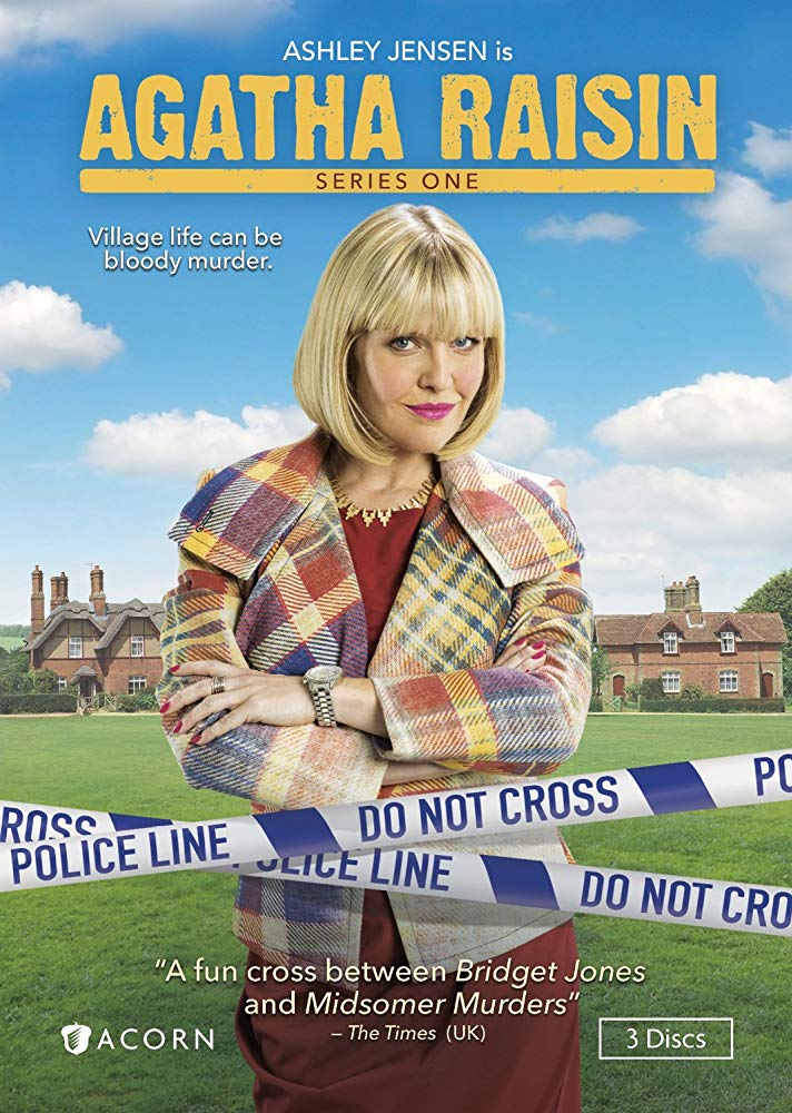 Watch Movie Agatha Raisin - Season 1