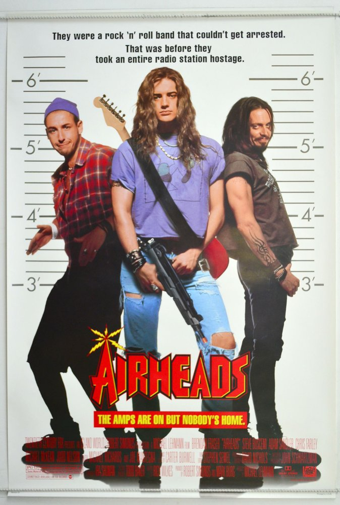 Watch Movie Airheads