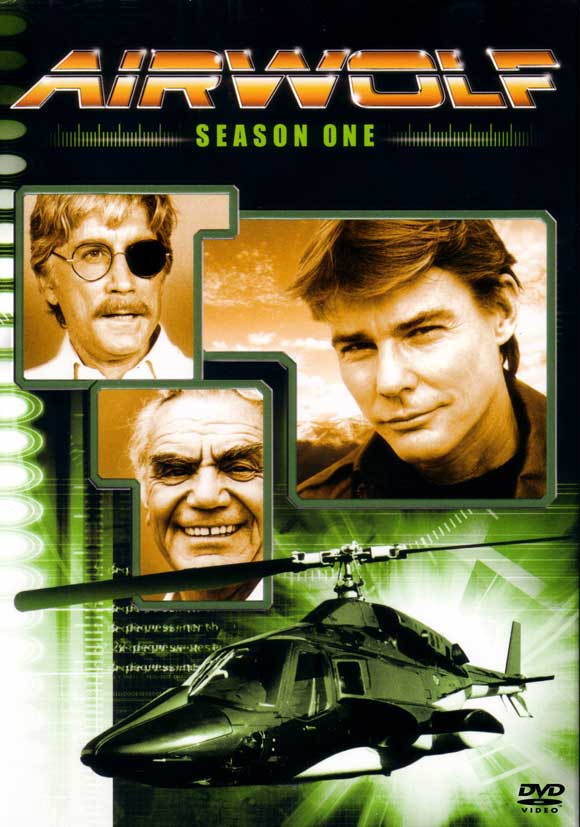 Watch Movie Airwolf - Season 1