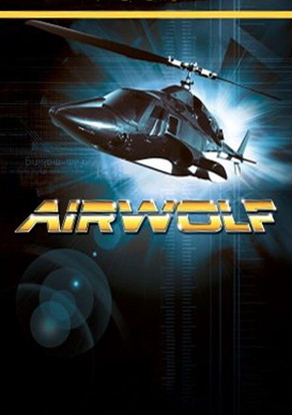 Watch Movie Airwolf - Season 4