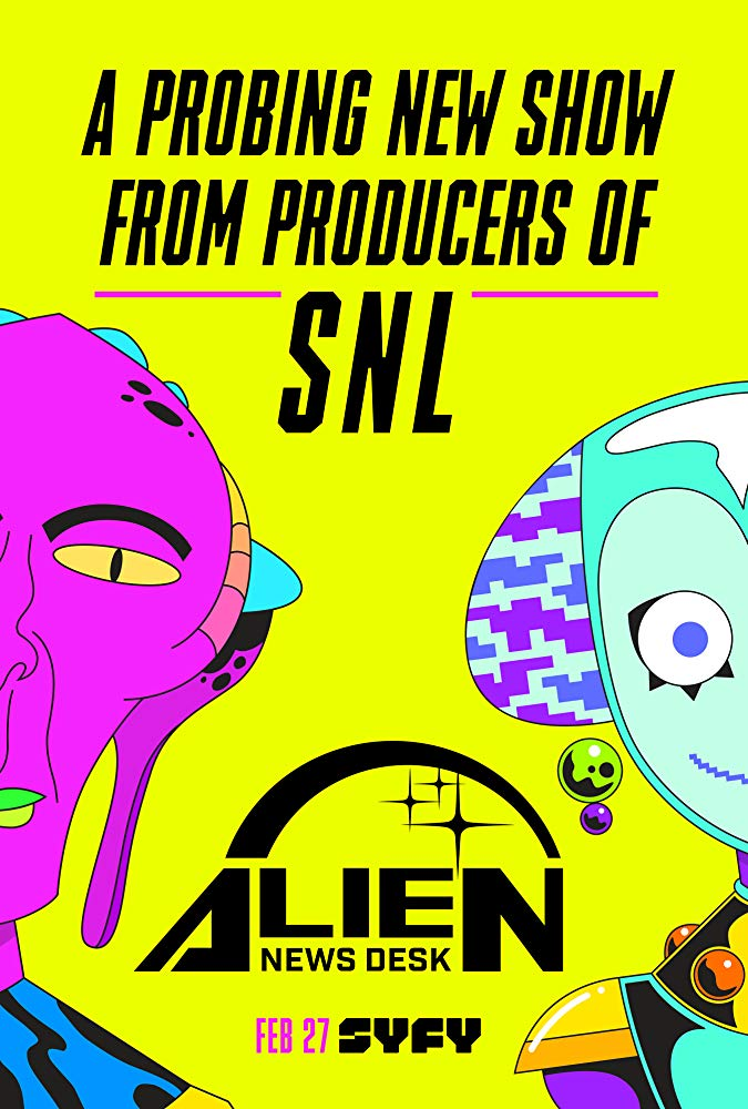 Watch Movie Alien News Desk - Season 1