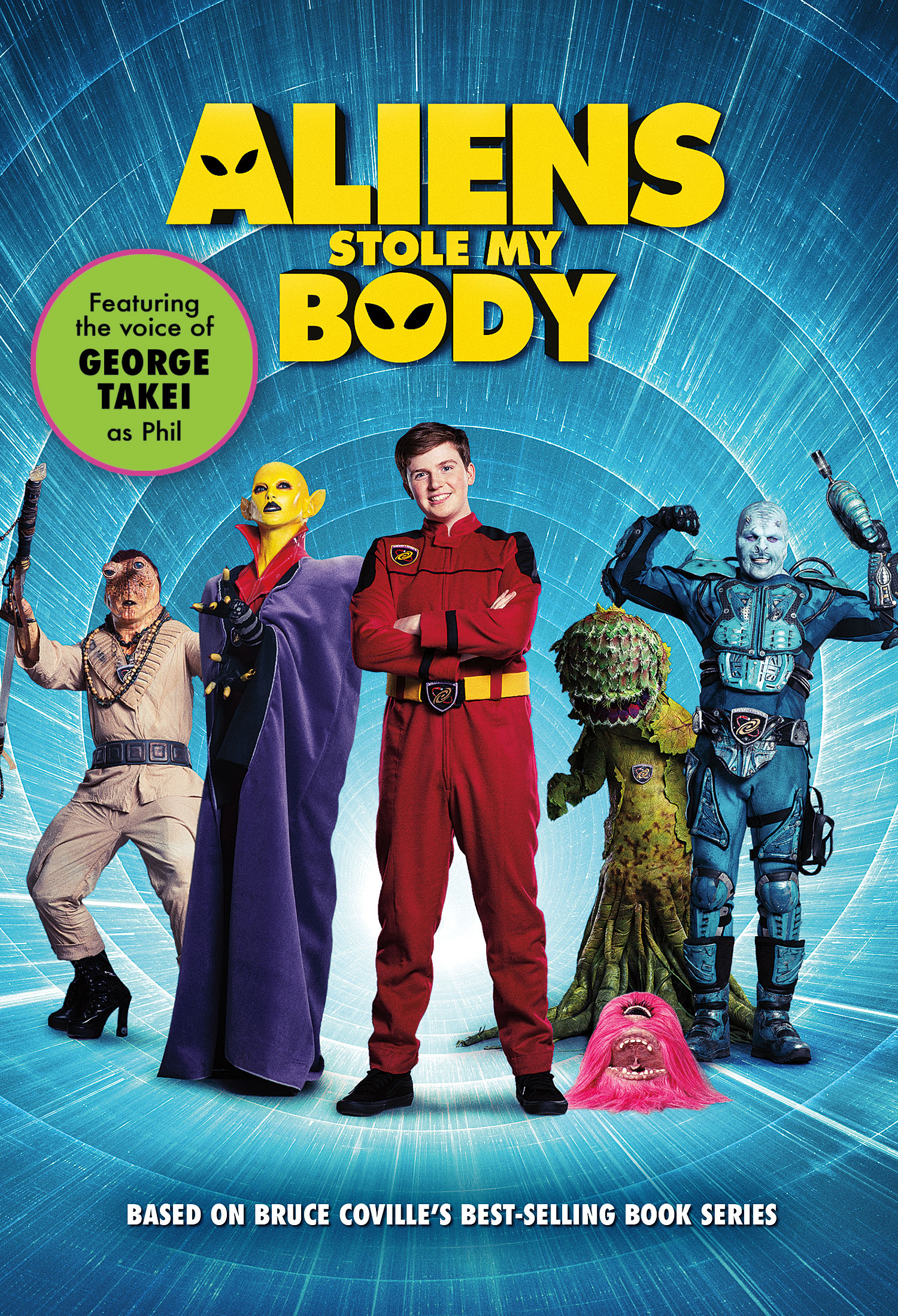 Watch Movie Aliens Stole My Body