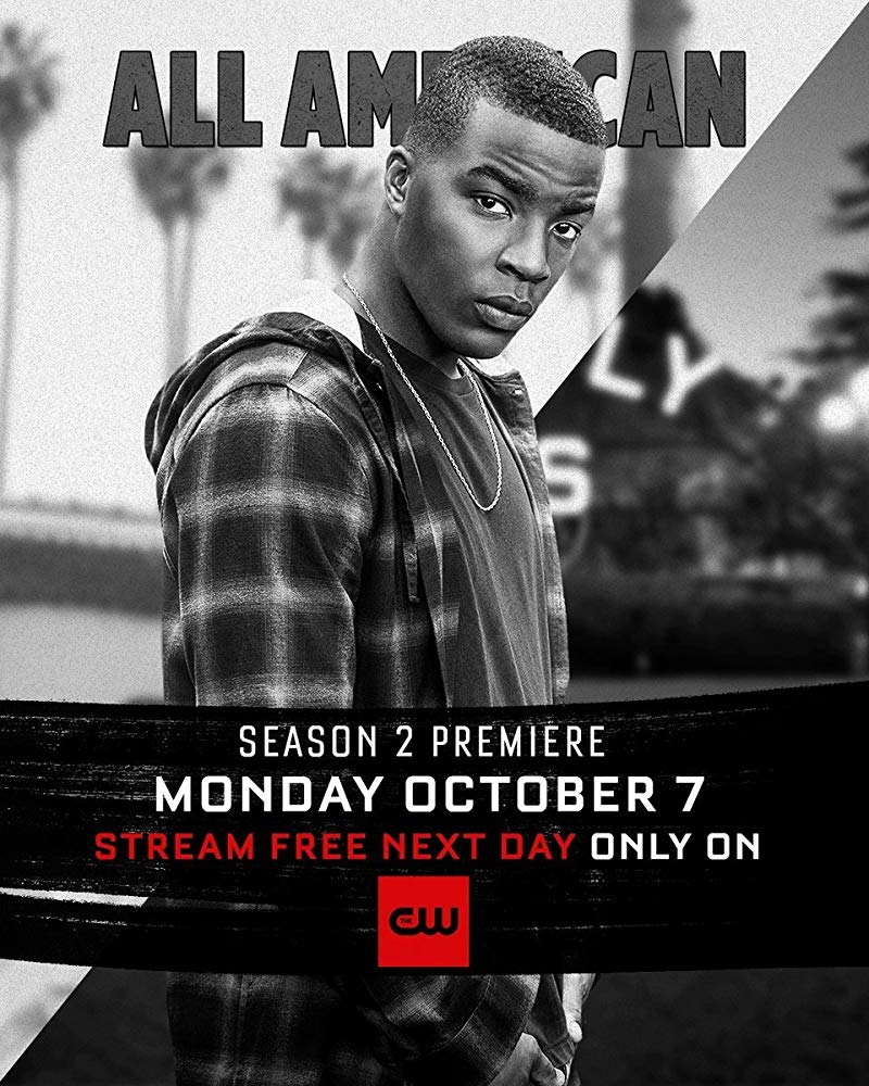 Watch Movie All American - Season 2