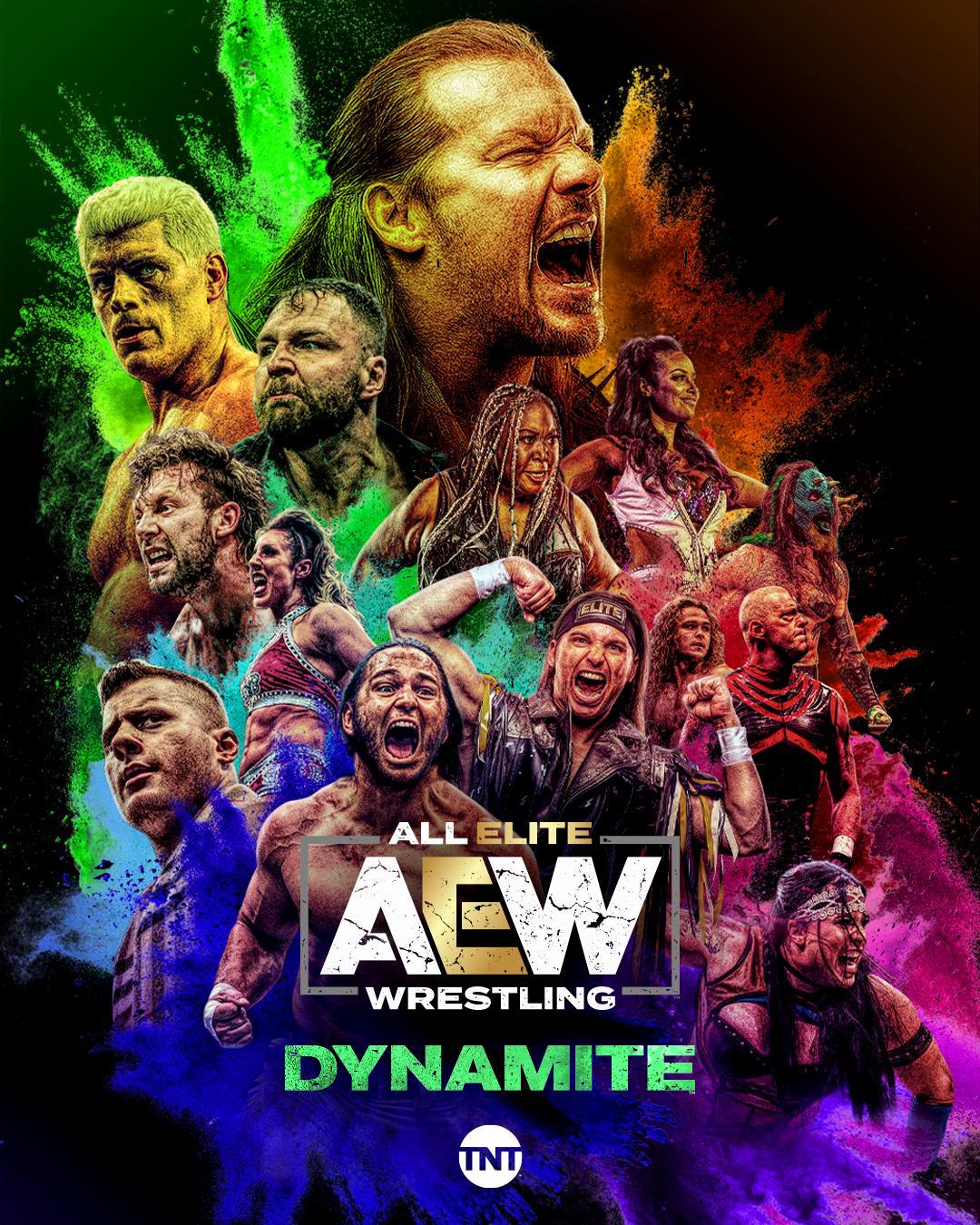 Watch Movie All Elite Wrestling: Dynamite - Season 3