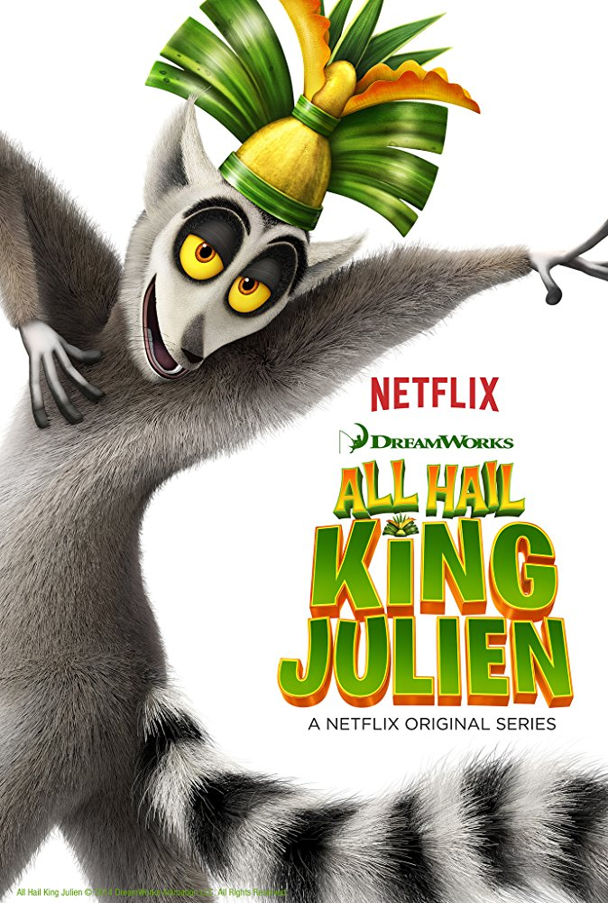 Watch Movie All Hail King Julien - Season 3