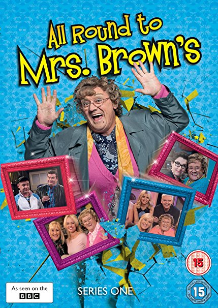 Watch Movie All Round to Mrs. Brown's - Season 2