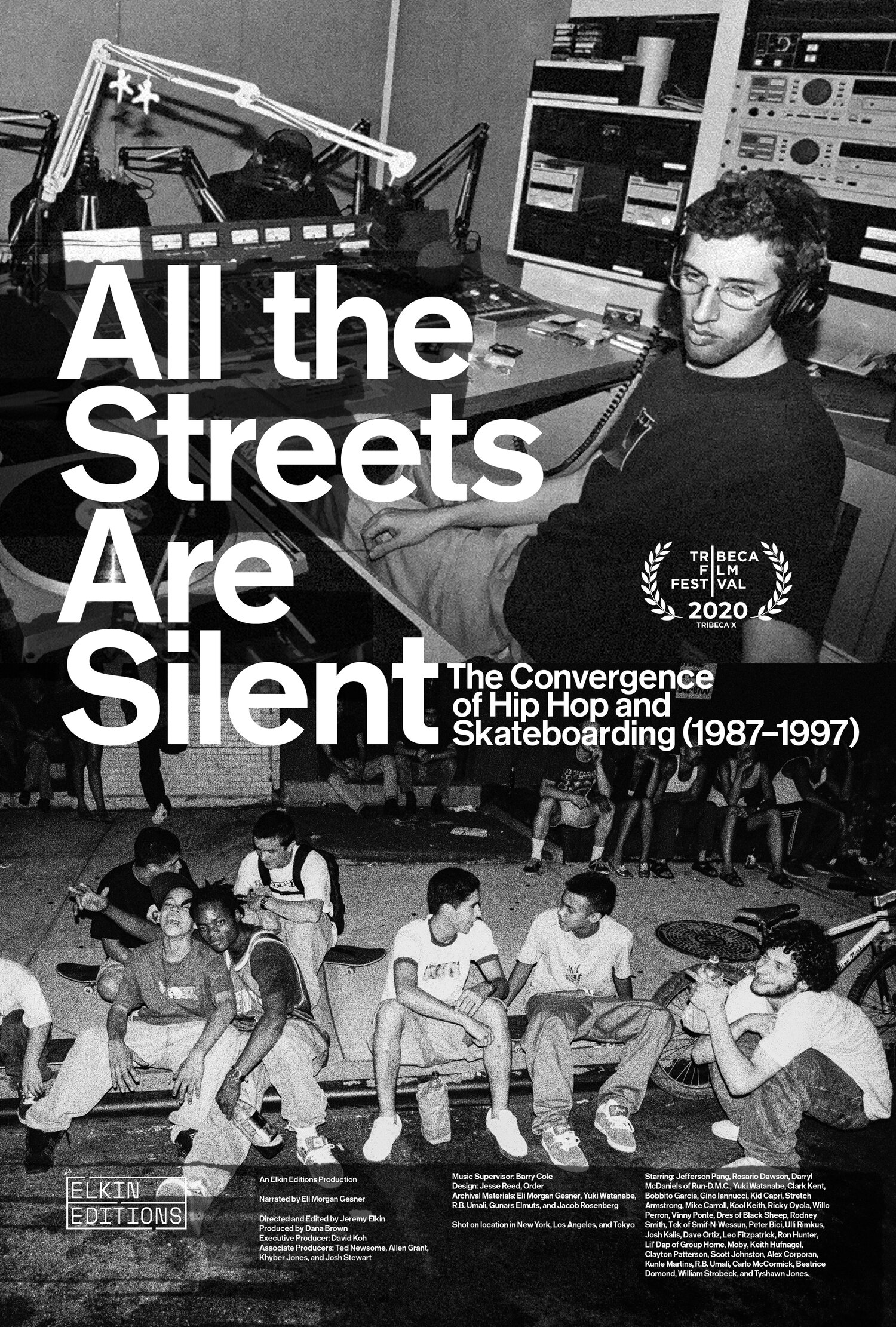 Watch Movie All the Streets Are Silent: The Convergence of Hip Hop and Skateboarding (1987-1997)