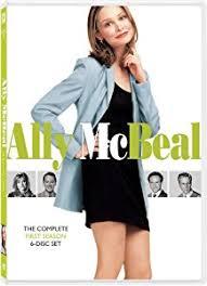 Watch Movie Ally McBeal season 4