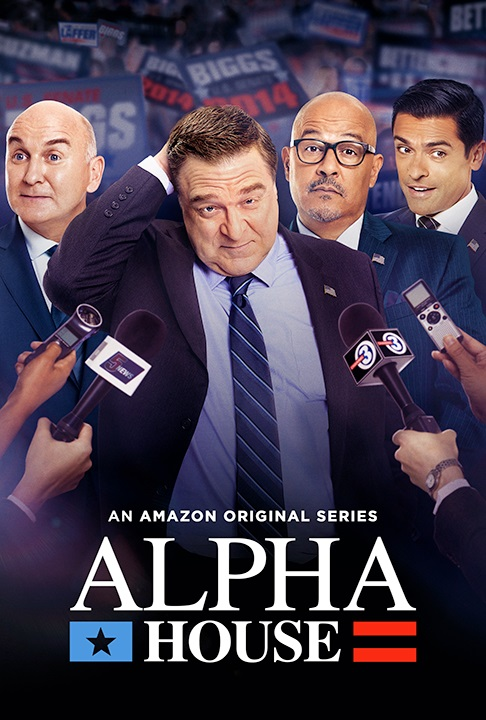 Watch Movie Alpha House - Season 1