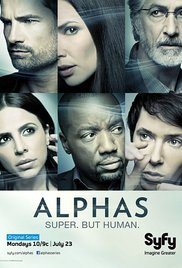 Watch Movie Alphas - Season 2