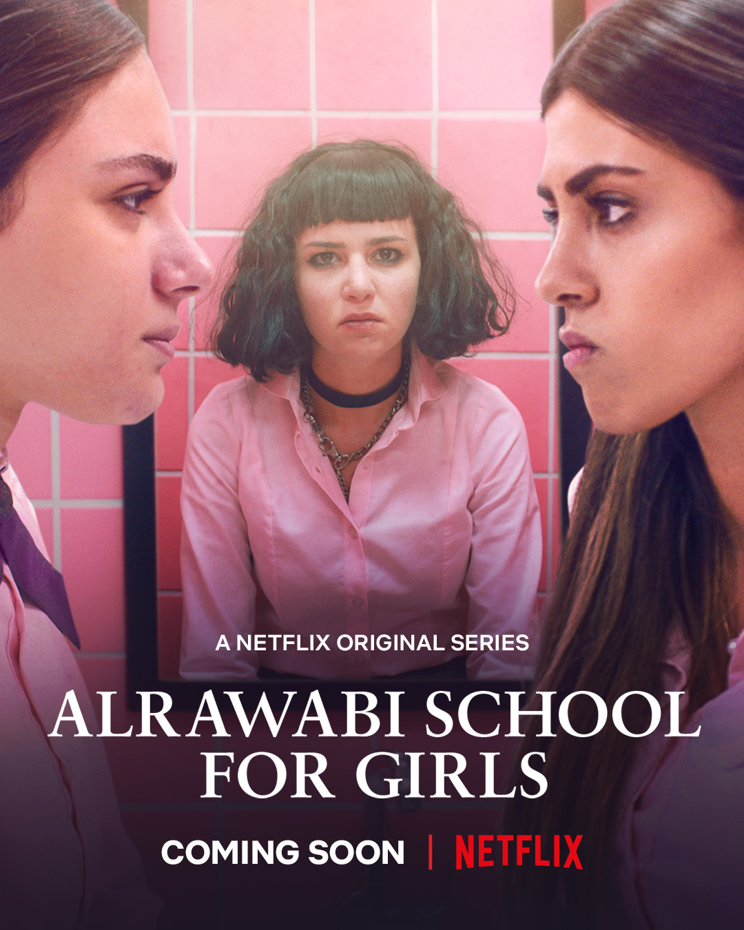Watch Movie AlRawabi School for Girls - Season 1