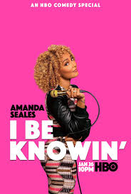 Watch Movie Amanda Seales: I Be Knowin'