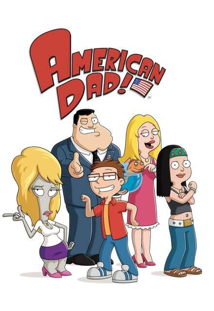 Watch Movie American Dad - Season 13