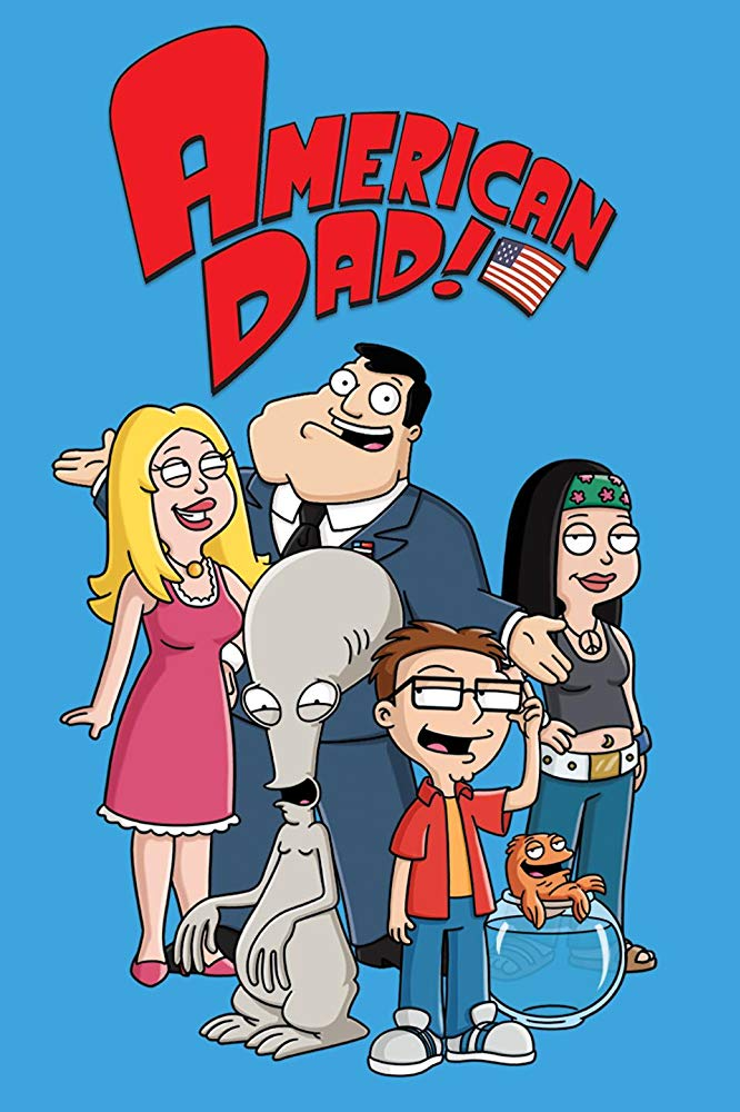 Watch Movie American Dad! - Season 4