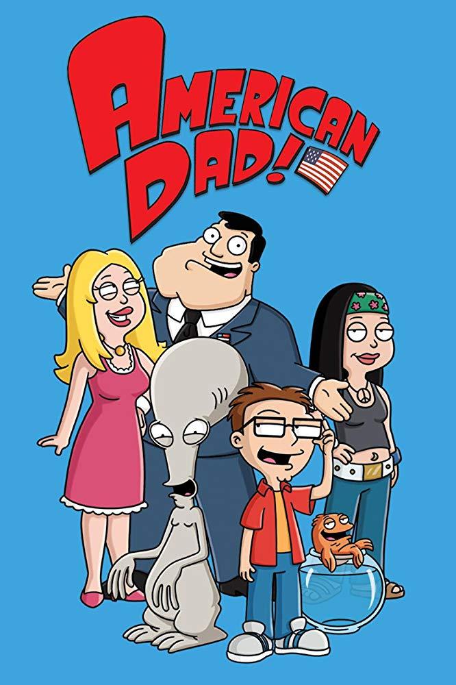 Watch Movie American Dad - Season 7