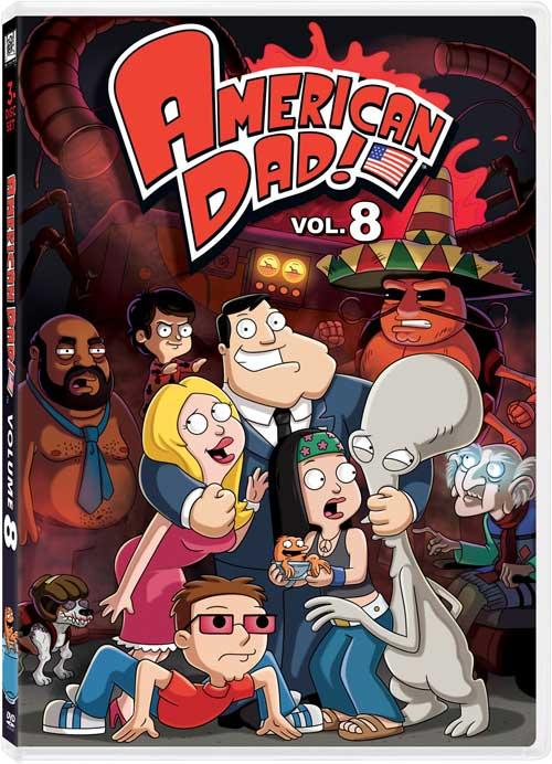 Watch Movie American Dad - Season 8