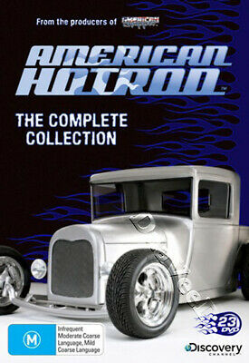 Watch Movie American Hot Rod - Season 2