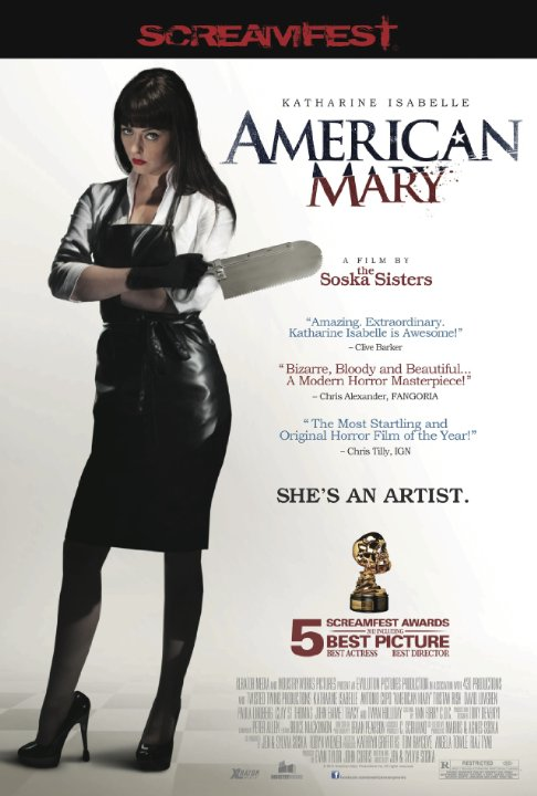 Watch Movie American Mary