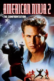 Watch Movie American Ninja 2: The Confrontation