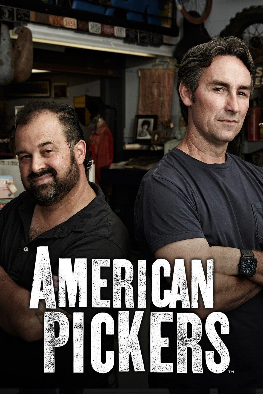 Watch Movie American Pickers - Season 19