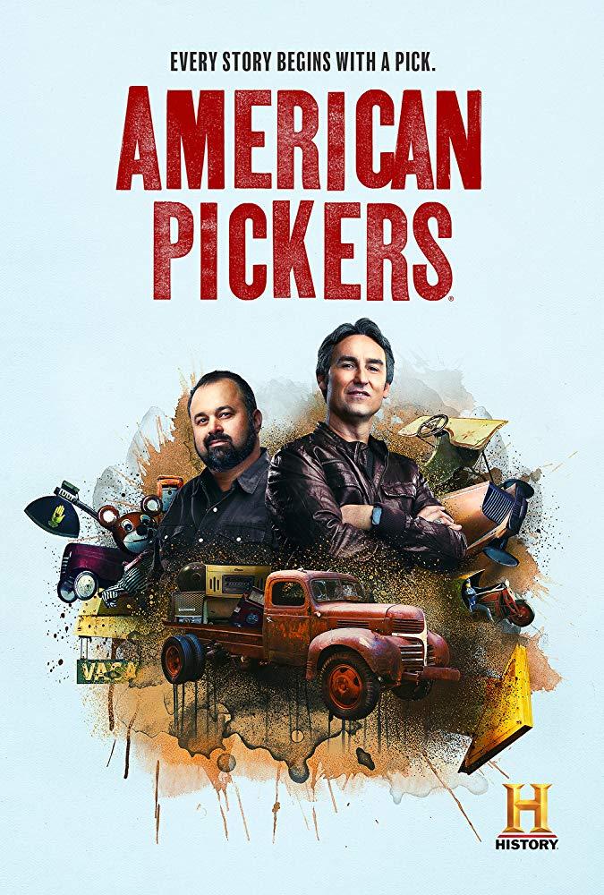 Watch Movie American Pickers - Season 21