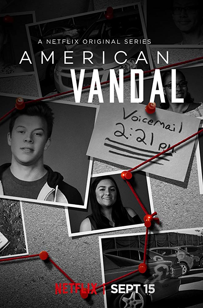 Watch Movie American Vandal - Season 2